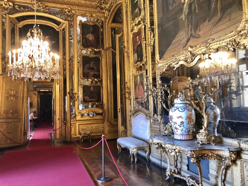 Le Palais royal de Turin (Palazzo Reale di Torino) Img_5346