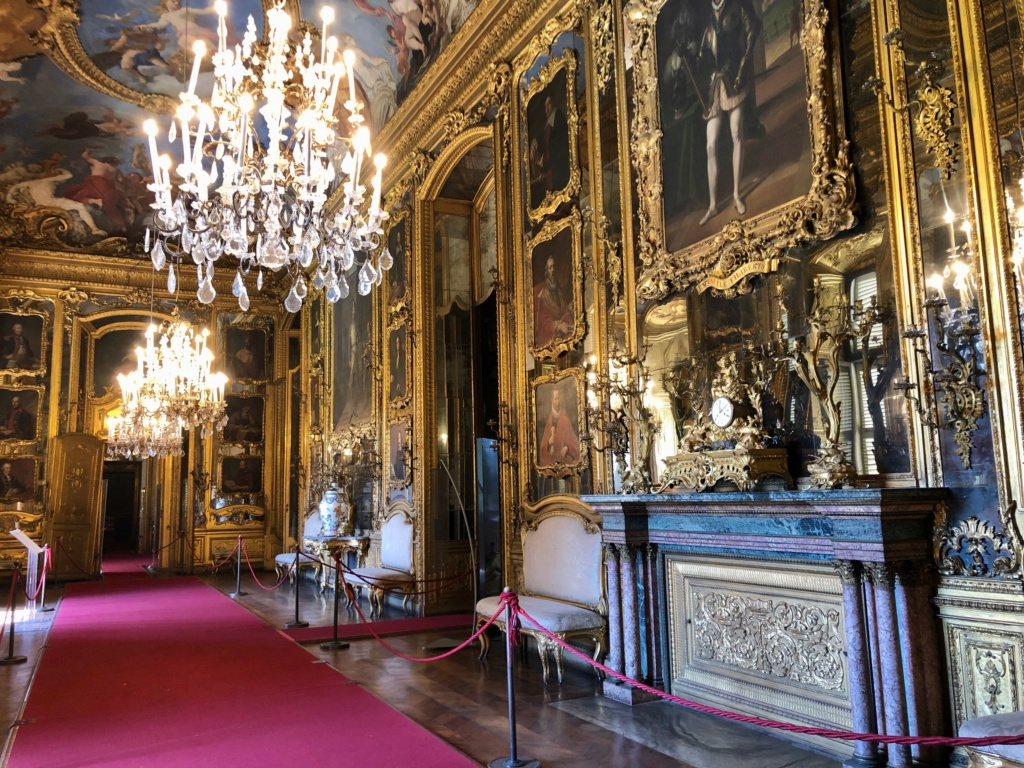 Le Palais royal de Turin (Palazzo Reale di Torino) Img_5348
