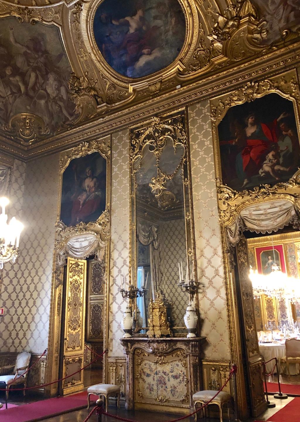 Le Palais royal de Turin (Palazzo Reale di Torino) Img_5352