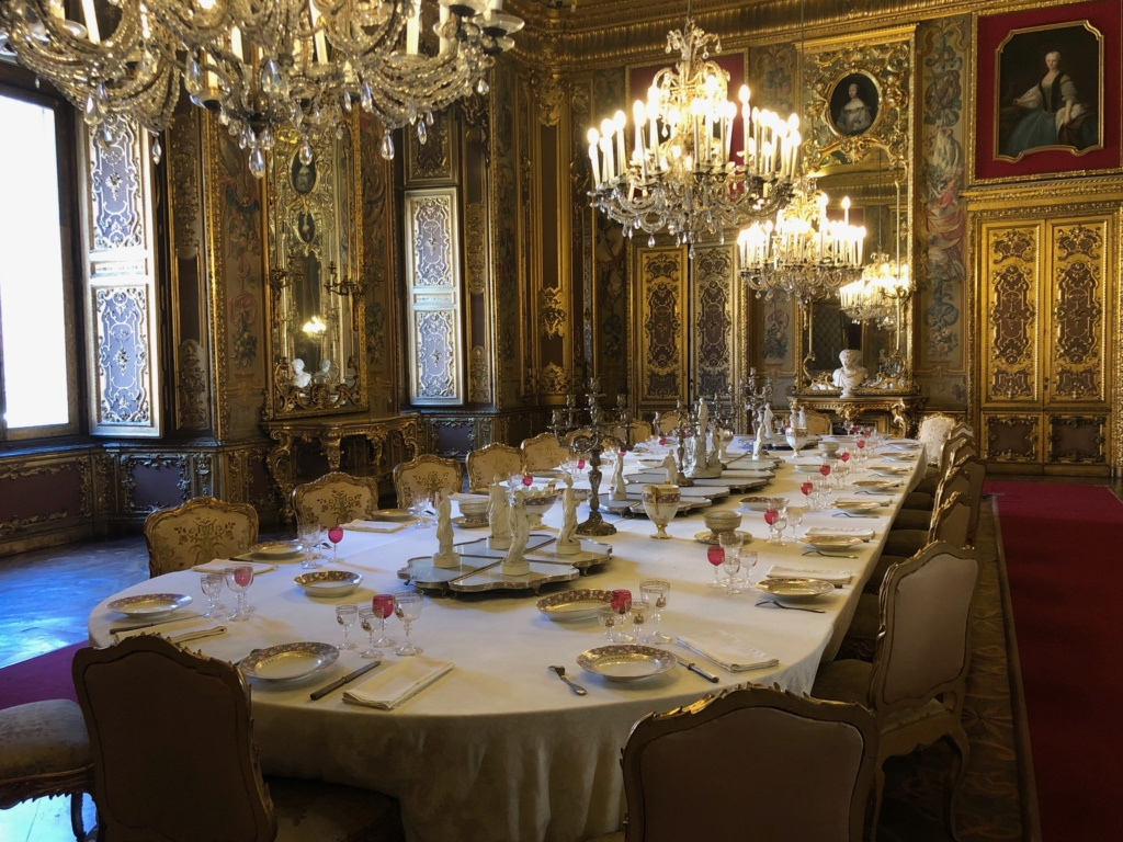 Le Palais royal de Turin (Palazzo Reale di Torino) Img_5358