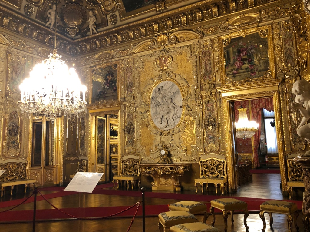 Le Palais royal de Turin (Palazzo Reale di Torino) Img_5368