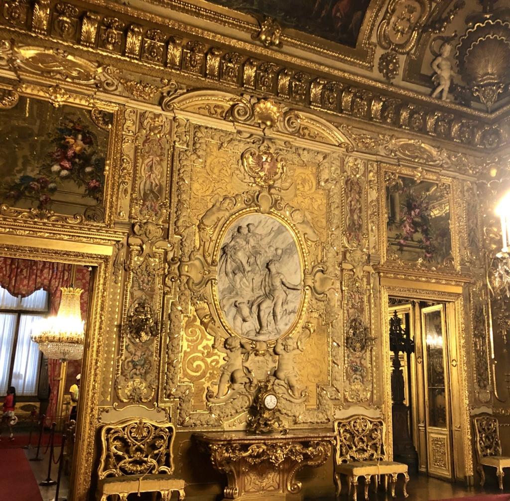 Le Palais royal de Turin (Palazzo Reale di Torino) Img_5370