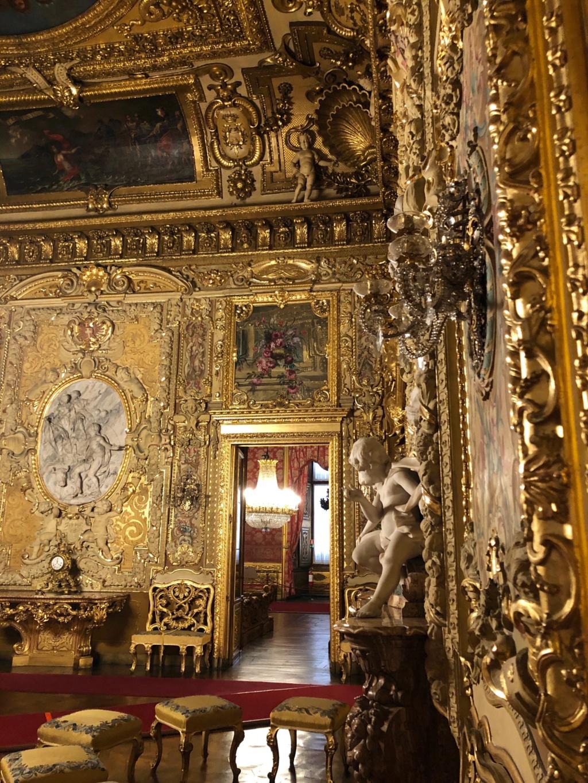 Le Palais royal de Turin (Palazzo Reale di Torino) Img_5371
