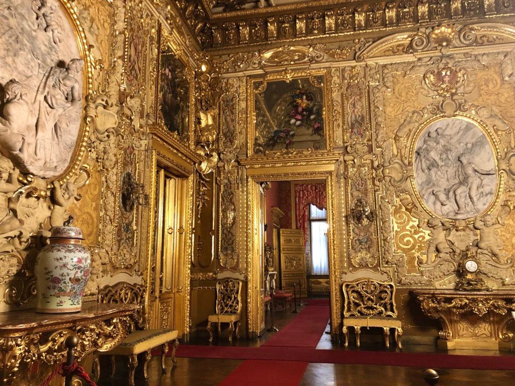 Le Palais royal de Turin (Palazzo Reale di Torino) Img_5374