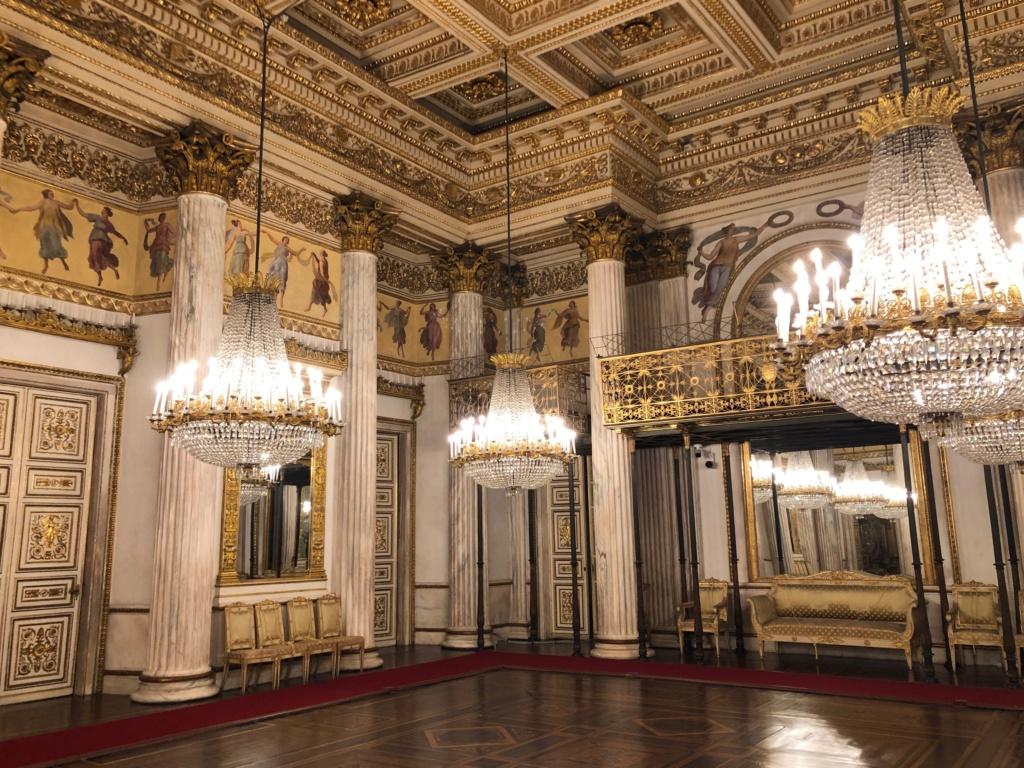Le Palais royal de Turin (Palazzo Reale di Torino) Img_5376