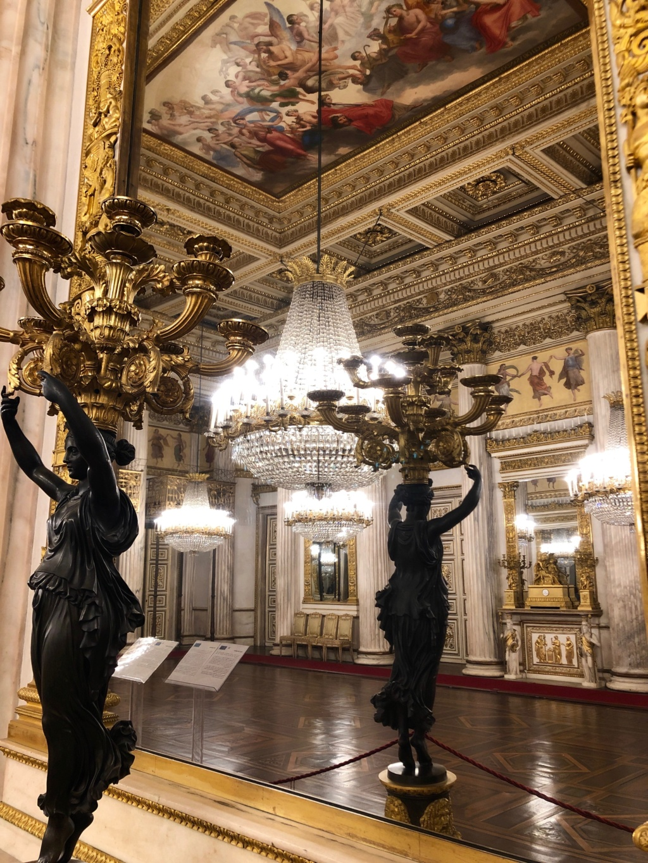 Le Palais royal de Turin (Palazzo Reale di Torino) Img_5377