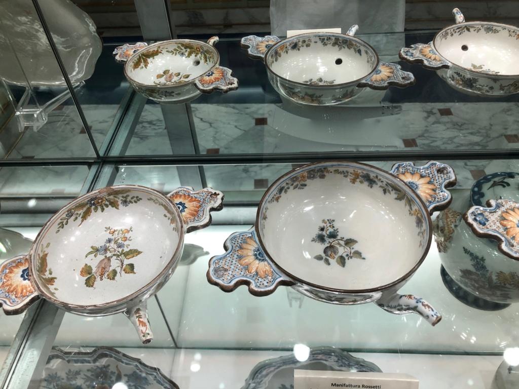 Visite de la Fondation Accorsi - Ometto, musée des arts décoratifs (Turin) : le Cognacq-Jay turinois Img_5411