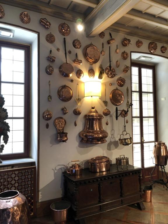 Visite de la Fondation Accorsi - Ometto, musée des arts décoratifs (Turin) : le Cognacq-Jay turinois Img_5412