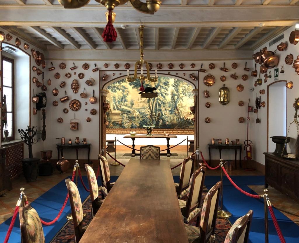 Visite de la Fondation Accorsi - Ometto, musée des arts décoratifs (Turin) : le Cognacq-Jay turinois Img_5413