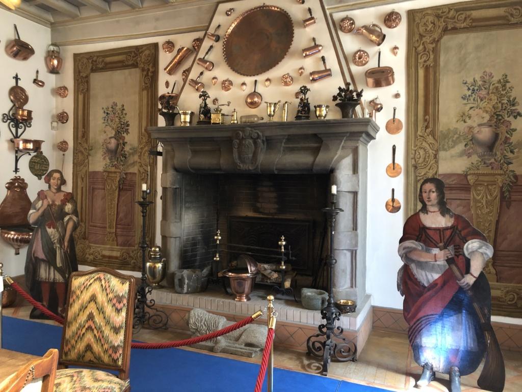 Visite de la Fondation Accorsi - Ometto, musée des arts décoratifs (Turin) : le Cognacq-Jay turinois Img_5414