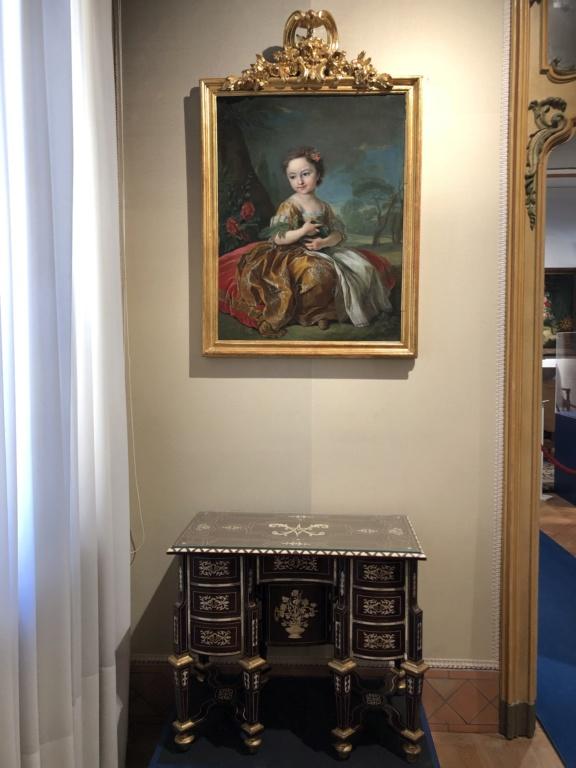 Visite de la Fondation Accorsi - Ometto, musée des arts décoratifs (Turin) : le Cognacq-Jay turinois Img_5418