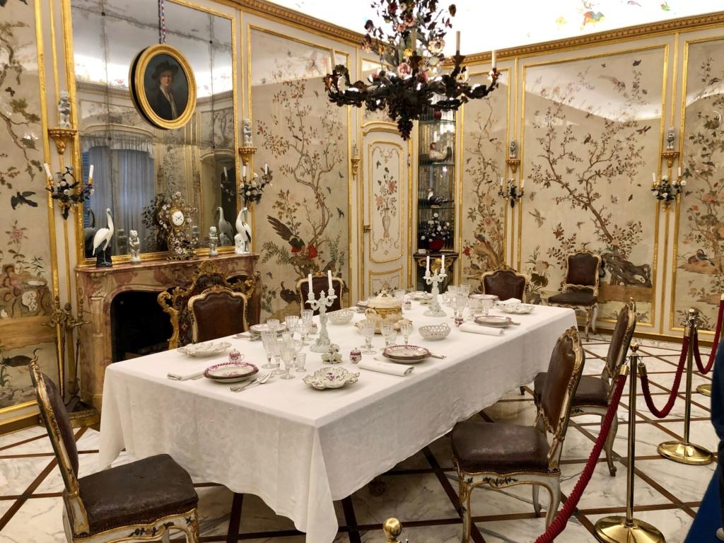 Visite de la Fondation Accorsi - Ometto, musée des arts décoratifs (Turin) : le Cognacq-Jay turinois Img_5420