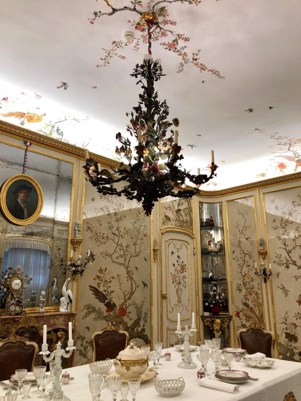 Visite de la Fondation Accorsi - Ometto, musée des arts décoratifs (Turin) : le Cognacq-Jay turinois Img_5422