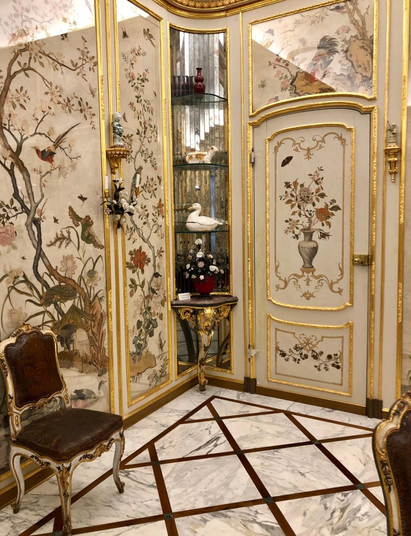 Visite de la Fondation Accorsi - Ometto, musée des arts décoratifs (Turin) : le Cognacq-Jay turinois Img_5423