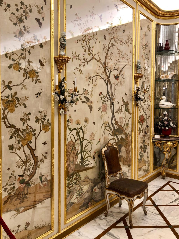 Visite de la Fondation Accorsi - Ometto, musée des arts décoratifs (Turin) : le Cognacq-Jay turinois Img_5424