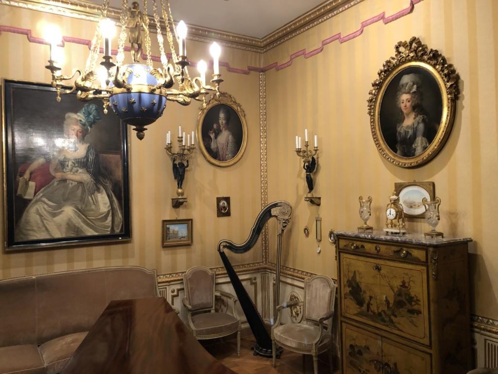 Visite de la Fondation Accorsi - Ometto, musée des arts décoratifs (Turin) : le Cognacq-Jay turinois Img_5426