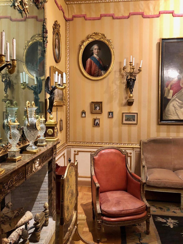 Visite de la Fondation Accorsi - Ometto, musée des arts décoratifs (Turin) : le Cognacq-Jay turinois Img_5428
