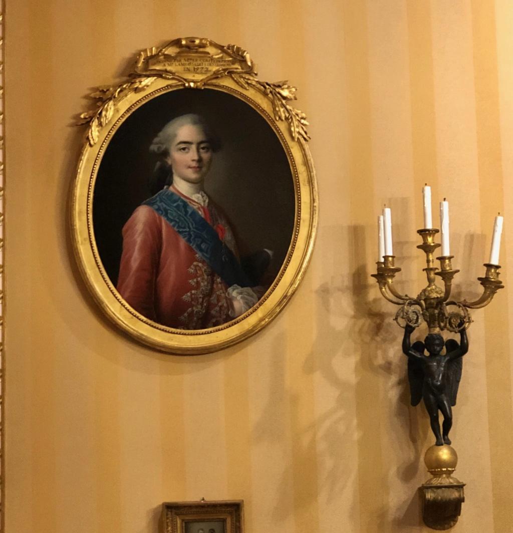 Visite de la Fondation Accorsi - Ometto, musée des arts décoratifs (Turin) : le Cognacq-Jay turinois Img_5429
