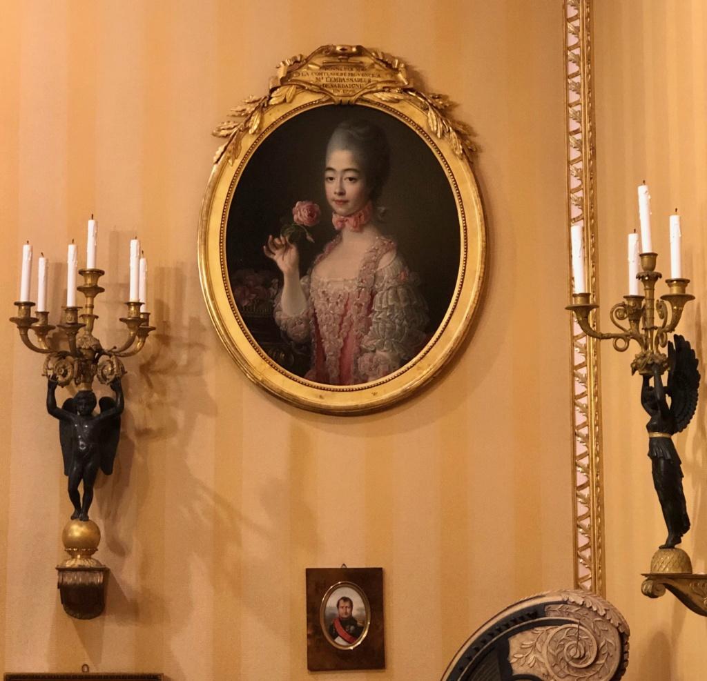 Visite de la Fondation Accorsi - Ometto, musée des arts décoratifs (Turin) : le Cognacq-Jay turinois Img_5430