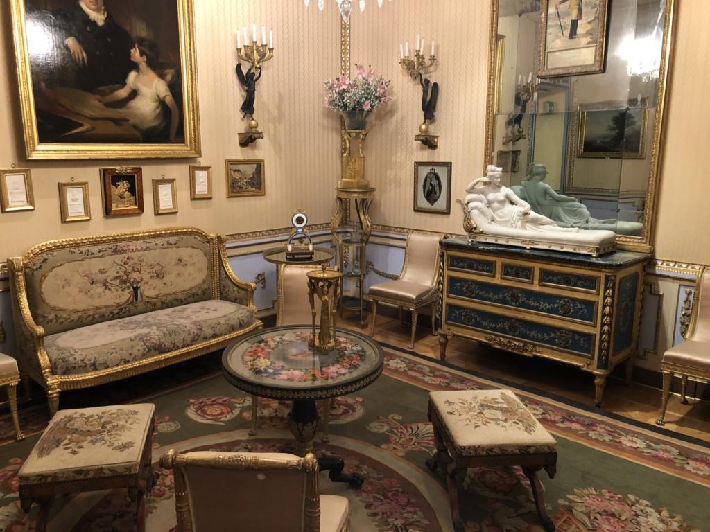 Visite de la Fondation Accorsi - Ometto, musée des arts décoratifs (Turin) : le Cognacq-Jay turinois Img_5432