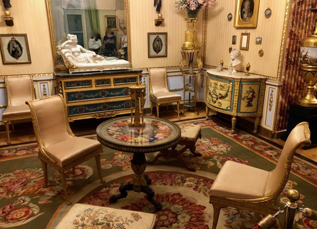 Visite de la Fondation Accorsi - Ometto, musée des arts décoratifs (Turin) : le Cognacq-Jay turinois Img_5433