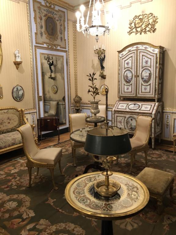 Visite de la Fondation Accorsi - Ometto, musée des arts décoratifs (Turin) : le Cognacq-Jay turinois Img_5434