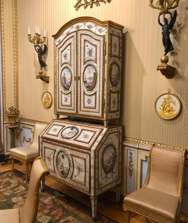 Visite de la Fondation Accorsi - Ometto, musée des arts décoratifs (Turin) : le Cognacq-Jay turinois Img_5435