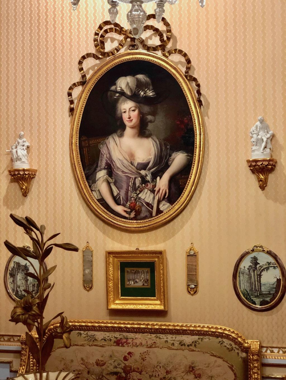 Visite de la Fondation Accorsi - Ometto, musée des arts décoratifs (Turin) : le Cognacq-Jay turinois Img_5437