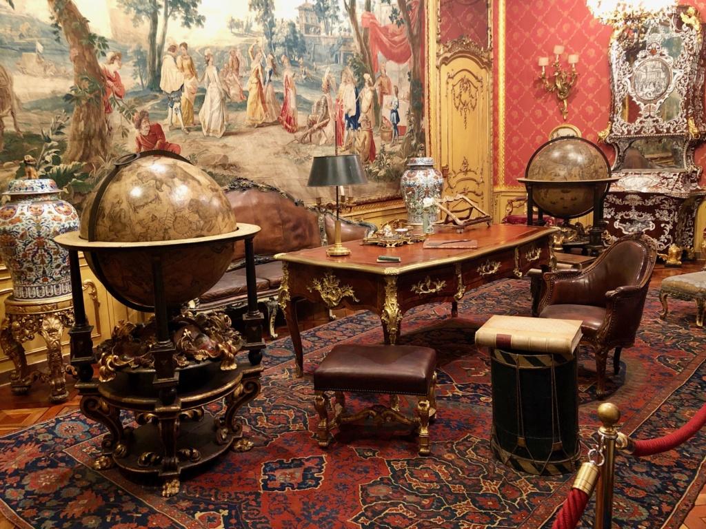 Visite de la Fondation Accorsi - Ometto, musée des arts décoratifs (Turin) : le Cognacq-Jay turinois Img_5438