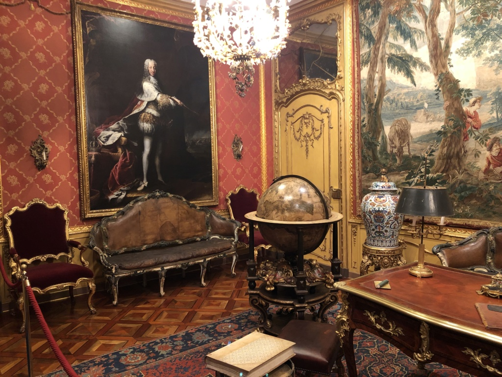 Visite de la Fondation Accorsi - Ometto, musée des arts décoratifs (Turin) : le Cognacq-Jay turinois Img_5439