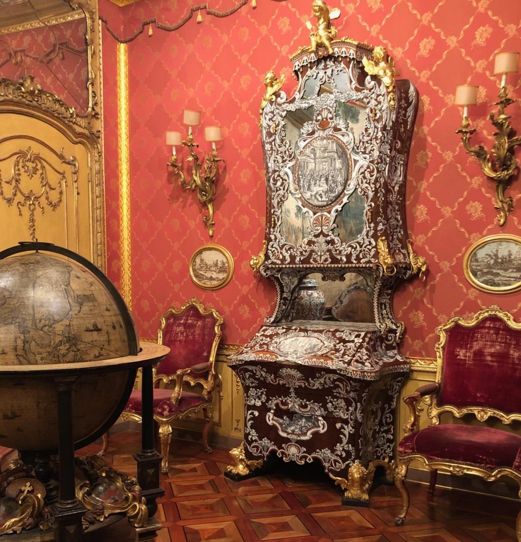 Visite de la Fondation Accorsi - Ometto, musée des arts décoratifs (Turin) : le Cognacq-Jay turinois Img_5440