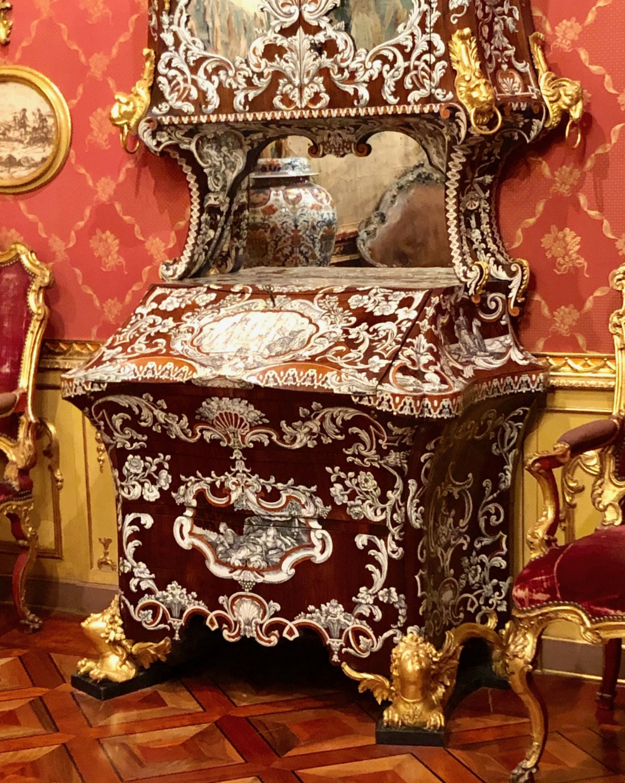 Visite de la Fondation Accorsi - Ometto, musée des arts décoratifs (Turin) : le Cognacq-Jay turinois Img_5441