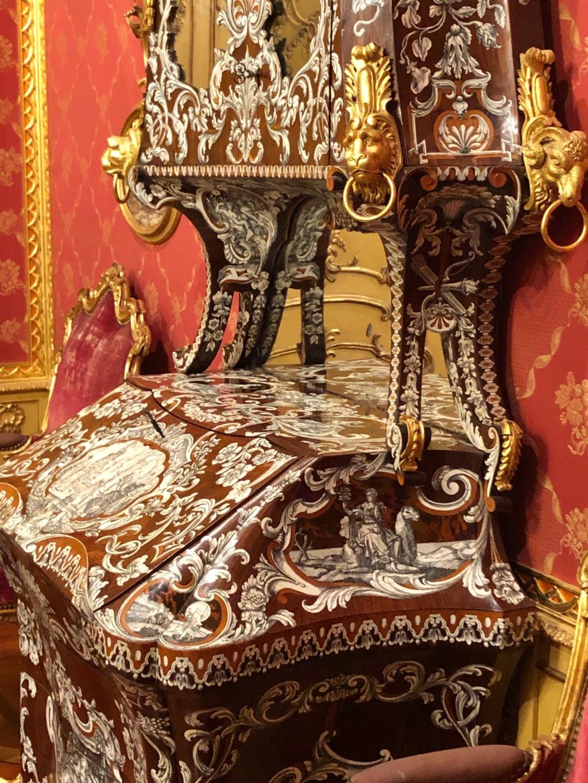 Visite de la Fondation Accorsi - Ometto, musée des arts décoratifs (Turin) : le Cognacq-Jay turinois Img_5442