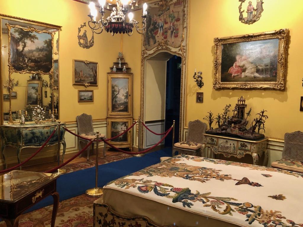 Visite de la Fondation Accorsi - Ometto, musée des arts décoratifs (Turin) : le Cognacq-Jay turinois Img_5443