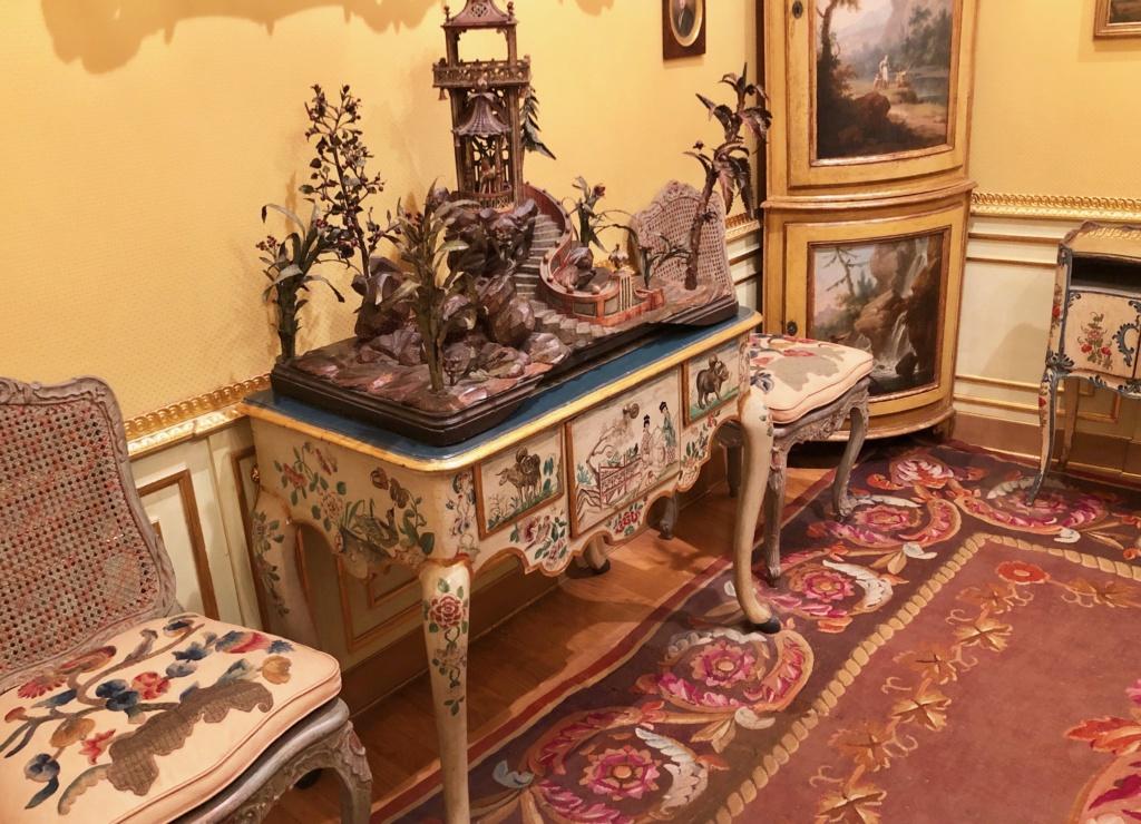 Visite de la Fondation Accorsi - Ometto, musée des arts décoratifs (Turin) : le Cognacq-Jay turinois Img_5444