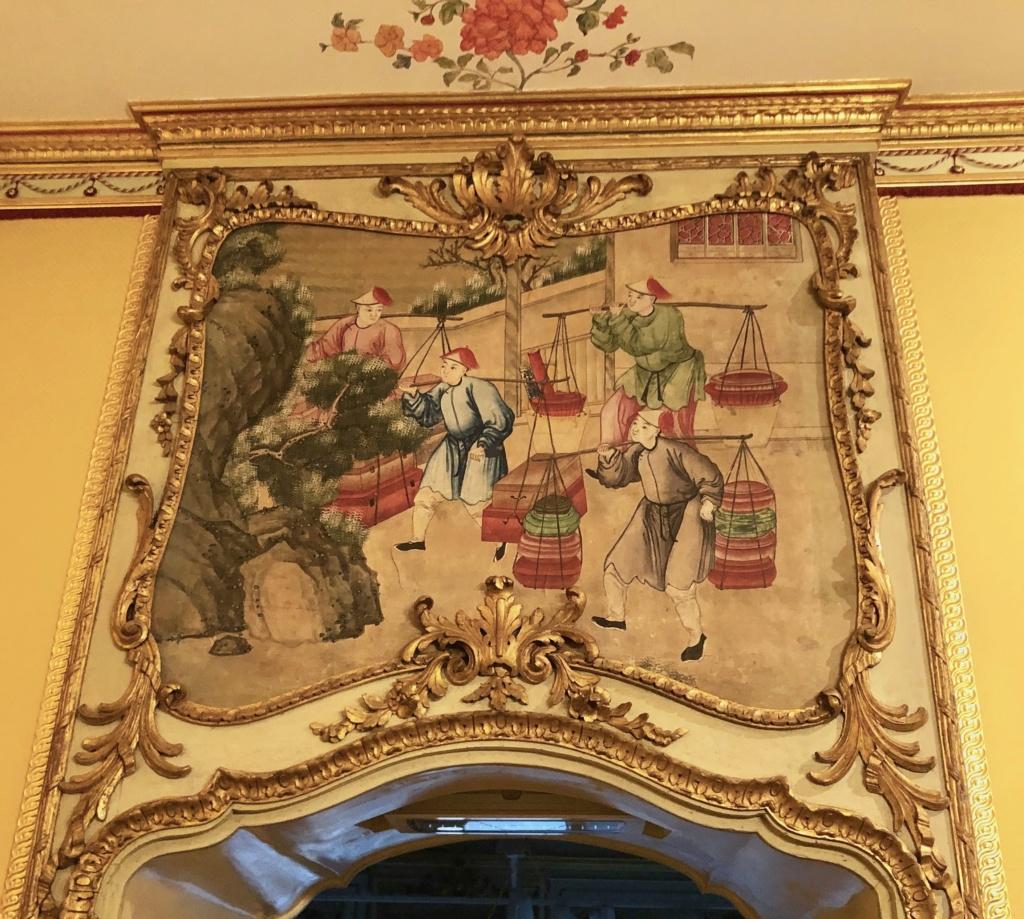 Visite de la Fondation Accorsi - Ometto, musée des arts décoratifs (Turin) : le Cognacq-Jay turinois Img_5446