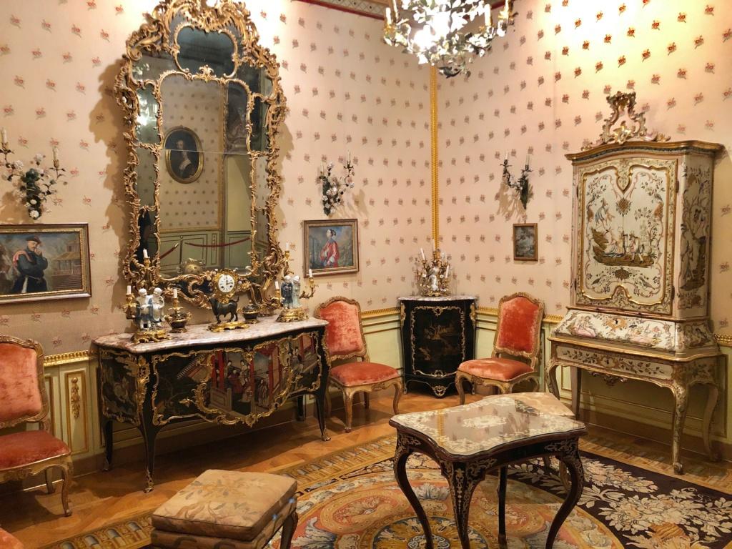 Visite de la Fondation Accorsi - Ometto, musée des arts décoratifs (Turin) : le Cognacq-Jay turinois Img_5449