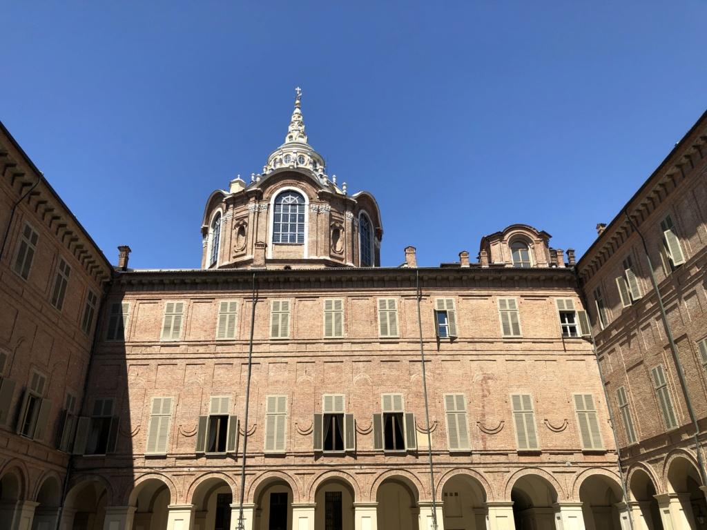 Le Palais royal de Turin (Palazzo Reale di Torino) Img_5453