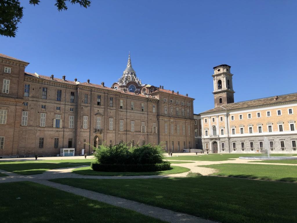 Le Palais royal de Turin (Palazzo Reale di Torino) Img_5454