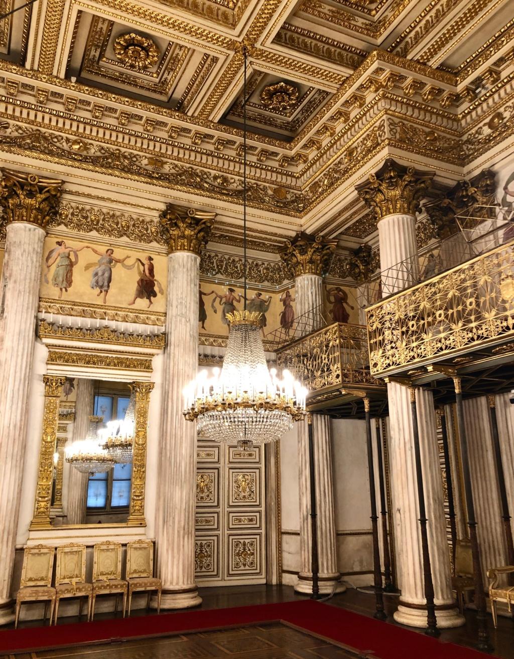 Le Palais royal de Turin (Palazzo Reale di Torino) Img_5460