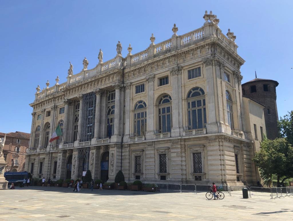Le Palais Madame à Turin (Palazzo Madama, Torino) Img_5462