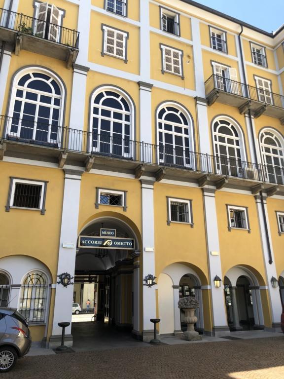 Visite de la Fondation Accorsi - Ometto, musée des arts décoratifs (Turin) : le Cognacq-Jay turinois Img_5511
