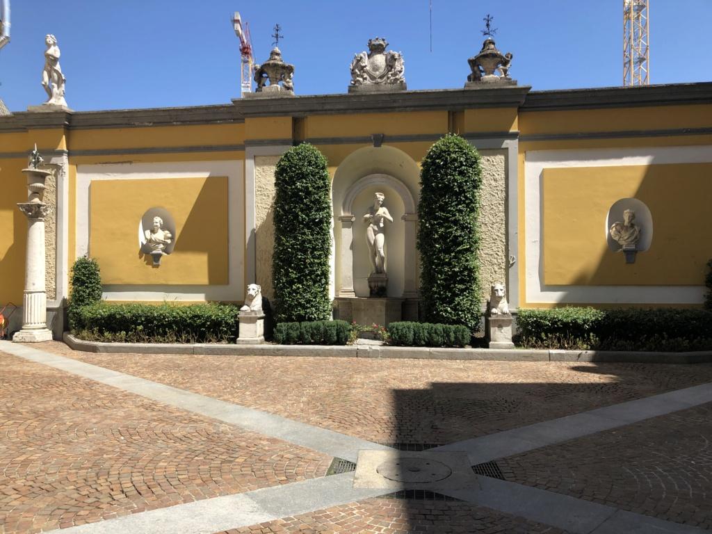 Visite de la Fondation Accorsi - Ometto, musée des arts décoratifs (Turin) : le Cognacq-Jay turinois Img_5512