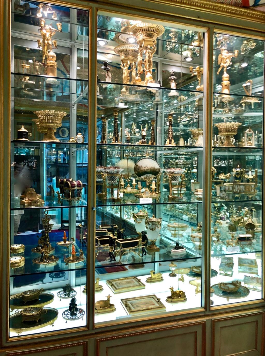 Visite de la Fondation Accorsi - Ometto, musée des arts décoratifs (Turin) : le Cognacq-Jay turinois Img_5514