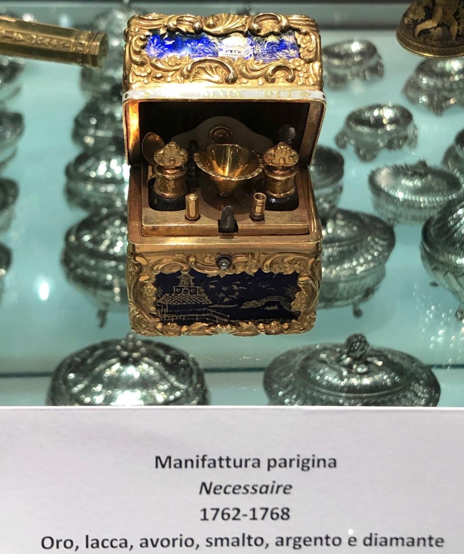 Visite de la Fondation Accorsi - Ometto, musée des arts décoratifs (Turin) : le Cognacq-Jay turinois Img_5516