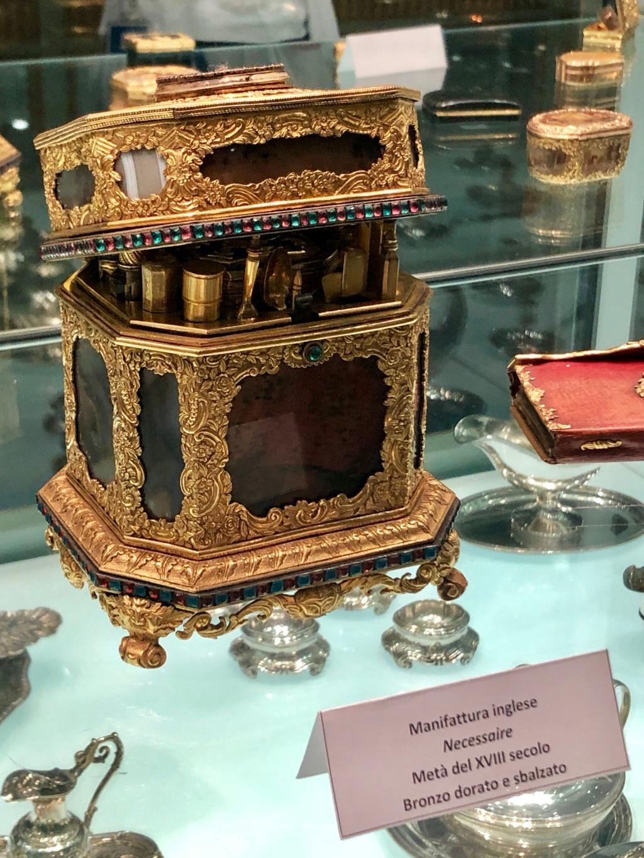 Visite de la Fondation Accorsi - Ometto, musée des arts décoratifs (Turin) : le Cognacq-Jay turinois Img_5517