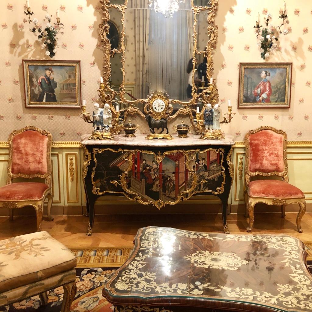 Visite de la Fondation Accorsi - Ometto, musée des arts décoratifs (Turin) : le Cognacq-Jay turinois Img_5520