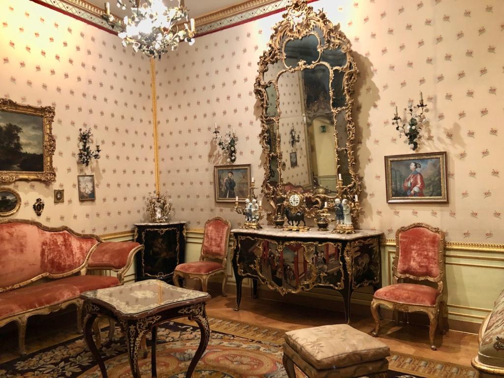 Visite de la Fondation Accorsi - Ometto, musée des arts décoratifs (Turin) : le Cognacq-Jay turinois Img_5521