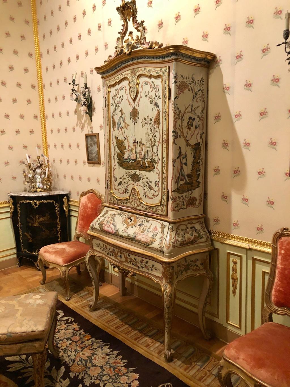 Visite de la Fondation Accorsi - Ometto, musée des arts décoratifs (Turin) : le Cognacq-Jay turinois Img_5522