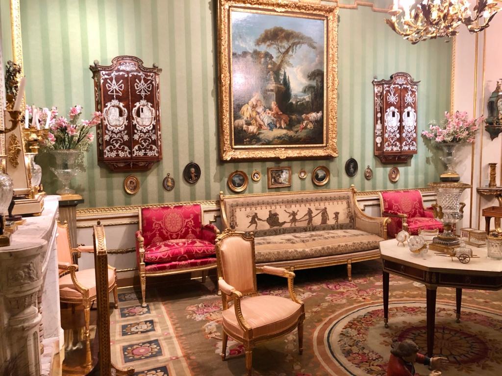 Visite de la Fondation Accorsi - Ometto, musée des arts décoratifs (Turin) : le Cognacq-Jay turinois Img_5525